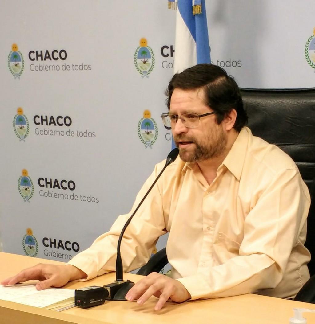 SALUD COMPARTIÓ EL PARTE EPIDEMIOLÓGICO DIARIO DEL CHACO