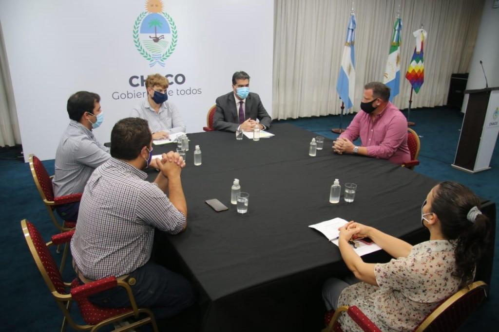 """CAPITANICH PRESENTÓ EL SEGURO MULTIRRIESGO PARA LA COSECHA DE GIRASOL: """"NUESTROS PRODUCTORES PUEDEN ESTAR SEGUROS DE CONTAR CON ESTE GOBIERNO PARA SERVIR A SU DESARROLLO"""", ASEGURÓ"""