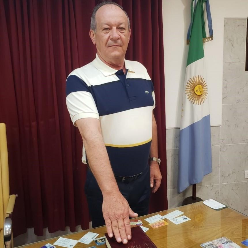 VÍCTOR GASKO EXPRESO SU APOYO PARA EL GOBERNADOR CAPITANICH