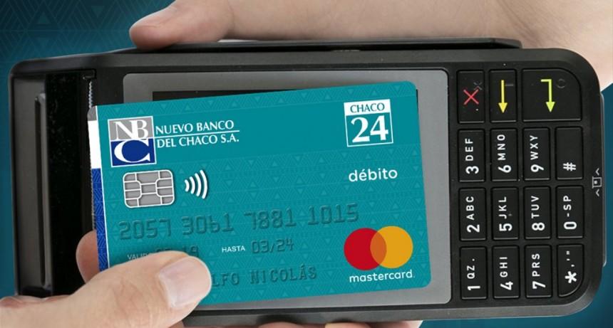 NUEVO BANCO DEL CHACO SORTEA $ 1.500.000 PARA QUIENES COMPRAN CON DÉBITO CHACO 24 Y OPERAN EN HOME BANKING