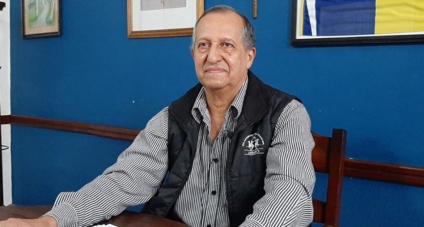 EL INTENDENTE ADALBERTO PAPP RECORDÓ LOS PROTOCOLOS DE BIOSEGURIDAD