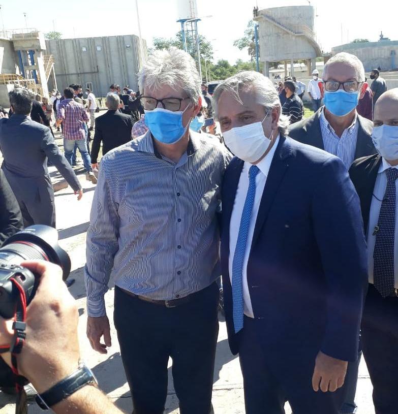 """Sager: """"Alberto respalda la recuperación y el crecimiento del Chaco desde el primer día"""""""
