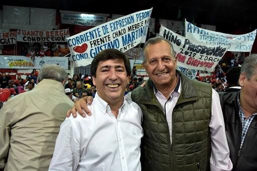 """ADALBERTO PAPP: """"A UN AMIGO NO PUEDO DECIRLE QUE NO Y SOBRE TODO CON UN PROYECTO POLITICO RENOVADOR"""""""