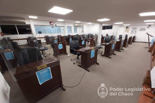 La Legislatura provincial renueva su conformación