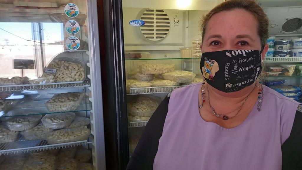 LA PREVIA DEL 29: MAS DE 300KG DE ÑOQUIS EN A PURO HUEVO
