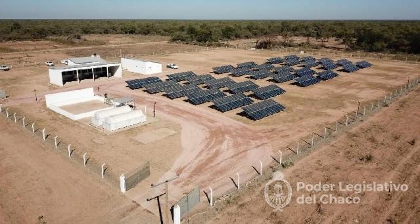 Sager destacó avances logrados por el Chaco para garantizar el uso progresivo de energías renovables