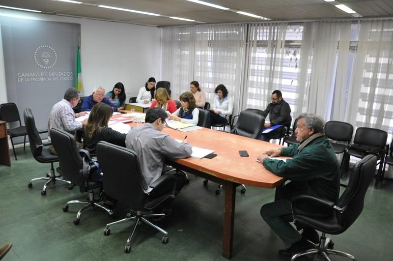 SESIONÓ LA COMISIÓN DE LEGISLACIÓN DE TRABAJO CON LA PRESENCIA DE PERELLI