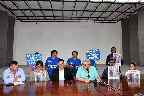 EL ESTADO CHAQUEÑO SERÁ PARTE DE LA QUERELLA EN EL CASO MAIRA BENÍTEZ