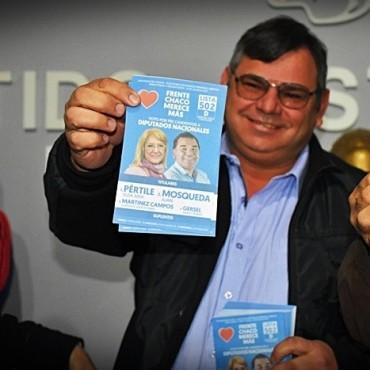 """""""LE PEDIMOS AL VECINO QUE ESTE DOMINGO SE PUEDA ACERCAR A VOTAR"""""""