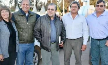 """""""ACOMPAÑAMOS A MARTINEZ CAMPOS PORQUE ES UN APASIONADO DE LA POLITICA Y DE SU CHACO"""""""