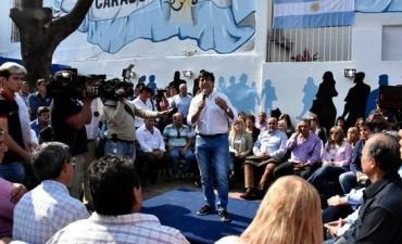 PAPP PARTICIPÓ DE LA INAUGURACIÓN DE NUEVA SEDE PARTIDARIA DE LA CORRIENTE DE EXPRESIÓN PERONISTA