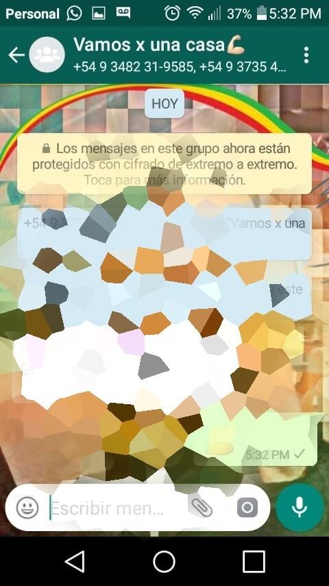 #USURPACIÓN2.0: SE PONÍAN DE ACUERDO PARA USURPAR TERRENOS EN UN GRUPO DE WHATSAPP