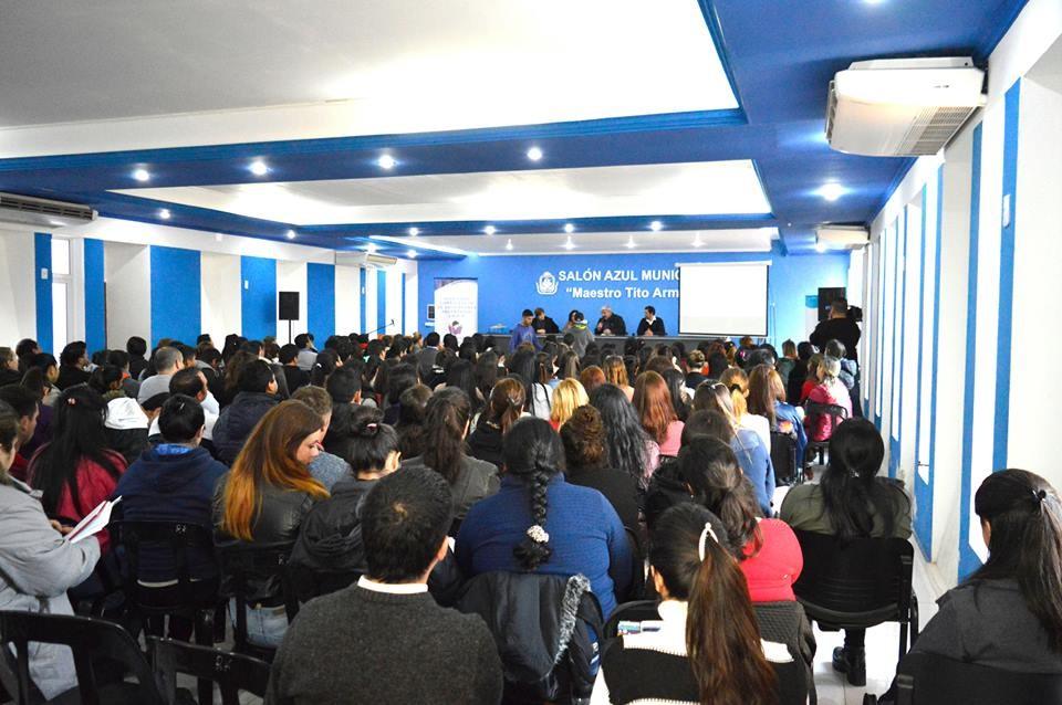 DIERON APERTURA A LA DIPLOMATURA EN EVALUACIÓN EDUCATIVA