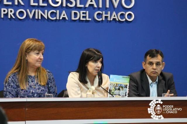 EL PODER LEGISLATIVO PRESENTÓ LA REVISTA EMPODERARSE