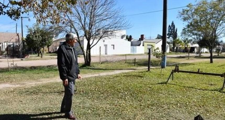 SE PROYECTAN TRABAJOS INTEGRALES EN DIFERENTES PLAZAS Y ESPACIOS VERDES DE LA CIUDAD