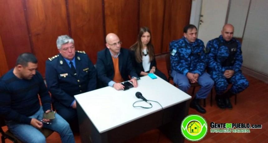 """USURPACIONES: """"ESTO FUE UN HECHO TOTALMENTE ESPONTANEO Y CASUAL"""""""