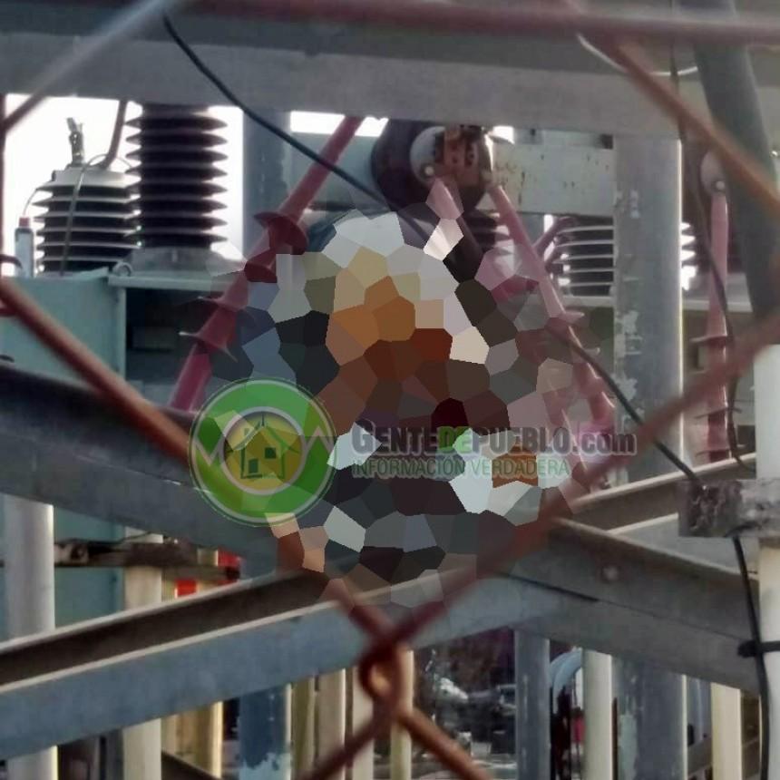 DU GRATY: MUERE ELECTROCUTADO EL ENCARGADO DE LA PLANTA DE SECHEEP