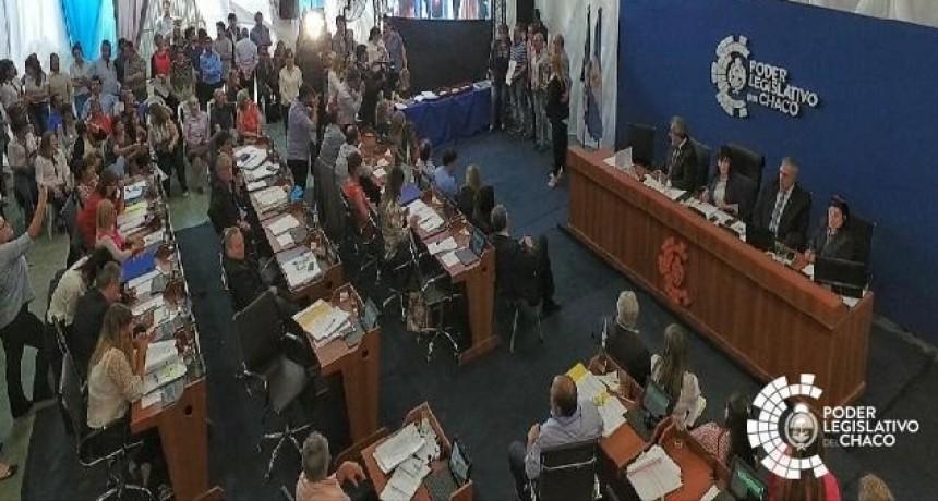 HERMOSO CAMPO: LA LEGISLATURA SANCIONÓ IMPORTANTES LEYES EN BENEFICIO DEL SUDOESTE CHAQUEÑO