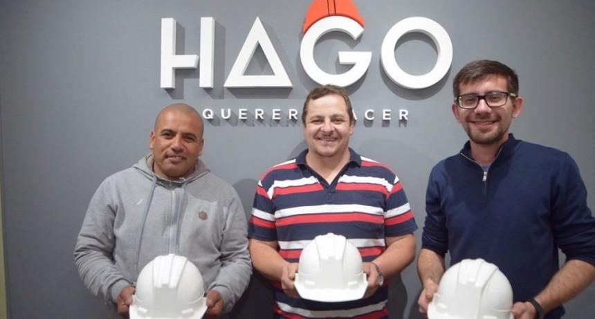 HAGO CONSTRUCCIONES ABRIÓ SUS PUERTAS EN VILLA ÁNGELA