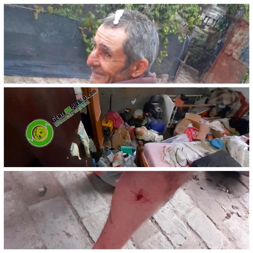 VIOLENTO ROBO A DOS PRODUCTORES DE LOTE 9 SAN BERNARDO