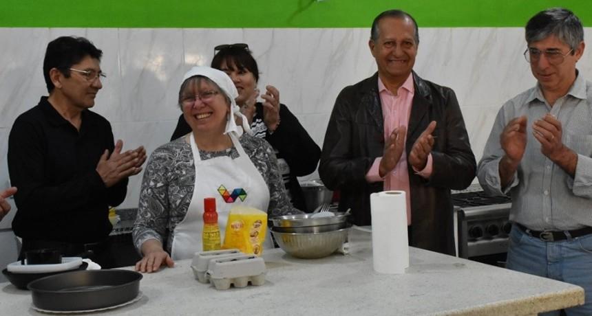 PAPP INAUGURÓ EN EL MUNICIPIO LA COCINA EXCLUSIVA PARA LOS TALLERES PARA CELÍACOS