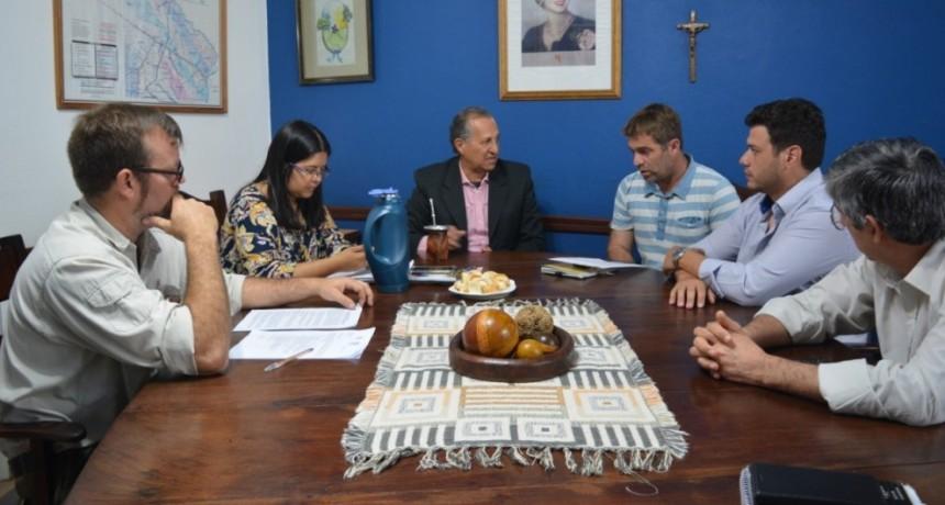 PAPP RECIBIÓ A REFERENTES DEL INTA PARA ORGANIZAR LA 11° MUESTRA DE ALTERNATIVAS PRODUCTIVAS SUSTENTABLES