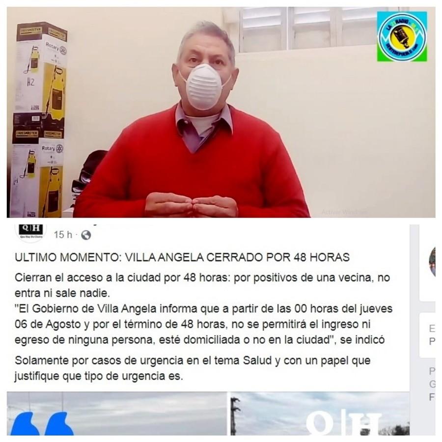 """""""LA JUSTICIA VA A SANCIONAR A LAS PERSONAS QUE BRINDEN INFORMACIÓN FALSA"""""""