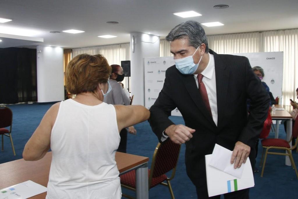 EL GOBIERNO ENTREGÓ AYUDAS ECONÓMICAS