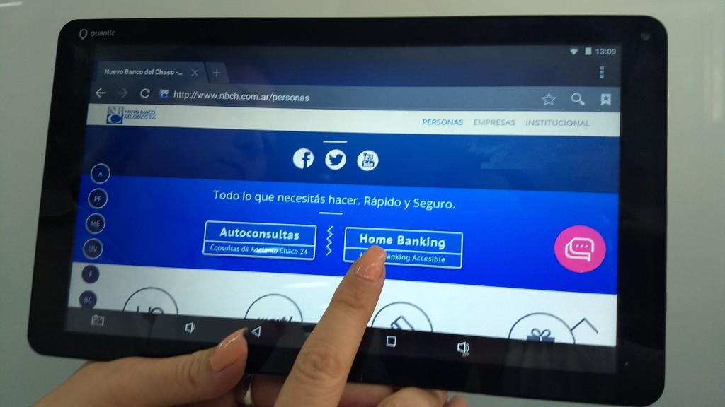 ESTE VIERNES SERÁ EL SEGUNDO SORTEO DE NUEVO BANCO DEL CHACO PARA USUARIOS DE TARJETA CHACO 24 Y HOME BANKING WEB