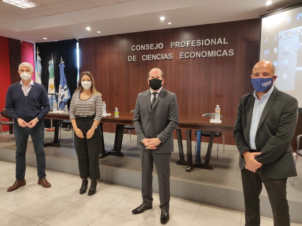 IMPORTANTE CONVENIO: PROFESIONALES CON ATENCIÓN ESPECIAL EN PERSONAS JURÍDICAS