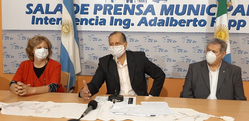 COVID POSITIVO: POR EL MOMENTO NO HAY CAMBIOS EN LA CIUDAD