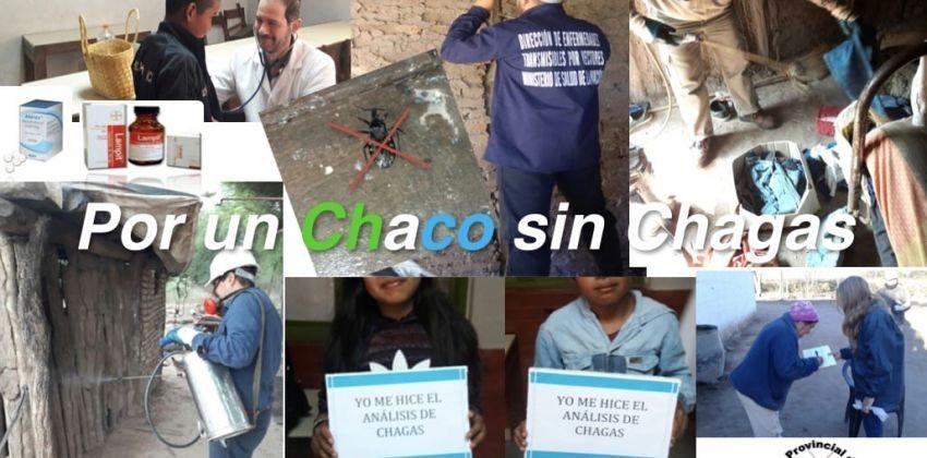 SALUD PÚBLICA INSTA A LA POBLACIÓN A REALIZARSE LOS ANÁLISIS DE DETECCIÓN DEL MAL DE CHAGAS