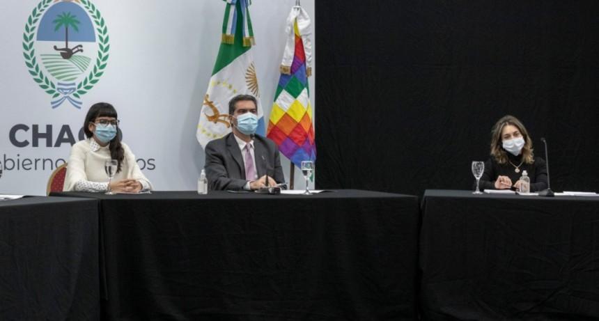 EN EL MES DE LA NIÑEZ, CAPITANICH Y ARROYO ANUNCIARON OBRAS PARA CENTROS DE PRIMERA INFANCIA