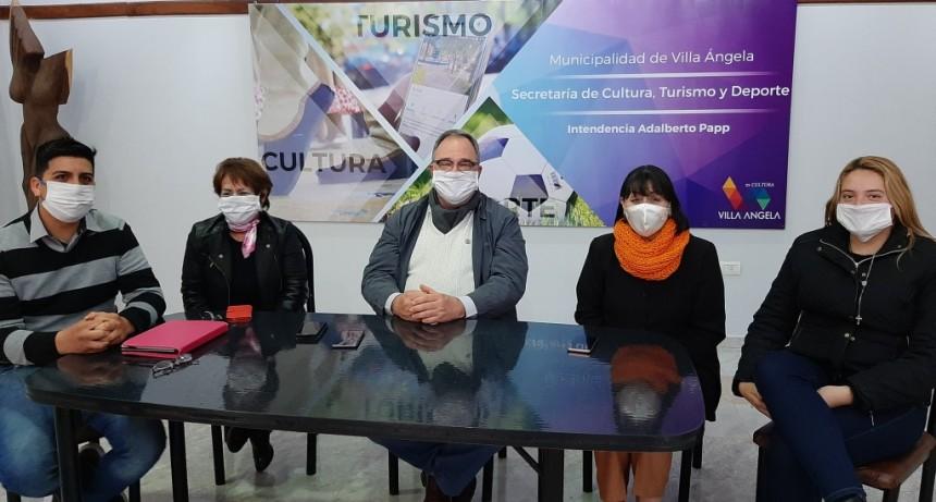 EL MUNICIPIO INVITA A DISFRUTAR DE LOS EVENTOS CULTURALES VIRTUALES DEL FIN DE SEMANA LARGO