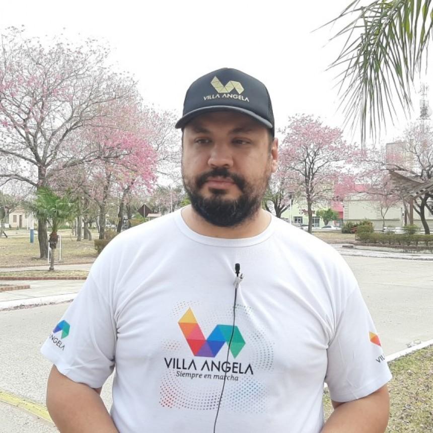 DESDE SERVICIOS PÚBLICOS SE TRABAJA EN MEJORAR LA CIUDAD