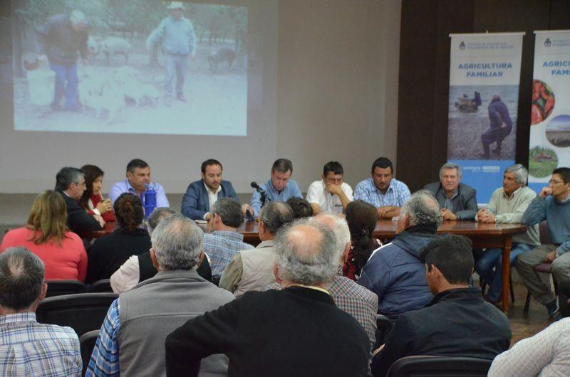 NACIÓN DESTINO $3.500.000 PARA COMPRAR MAQUINARIAS Y AYUDAR A LOS PRODUCTORES DEL SUDOESTE