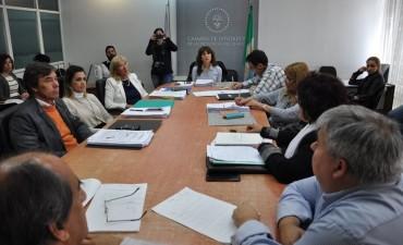 DIPUTADOS Y SINDICATOS ANALIZAN LA PAUTA SALARIAL DEL PODER JUDICIAL
