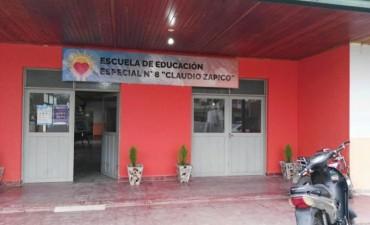 OBRAS PÚBLICAS REALIZA TRABAJOS DE MANTENIMIENTO Y REFACCIÓN EN INSTITUCIONES EDUCATIVAS