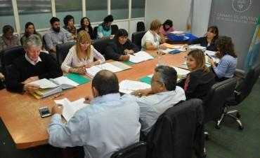 EL DEBATE POR PROYECTOS DE ANÁLISIS TOXICOLÓGICOS PARA FUNCIONARIOS SE TRASLADARÁ A J.J.CASTELLI