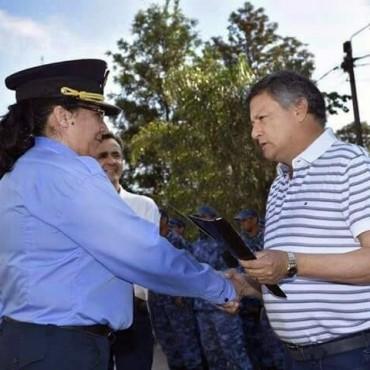 EL GOBERNADOR DOMINGO PEPPO DIO RESPUESTAS AL PEDIDO DE LA DIRECTORA DE LA Z.I.V.A
