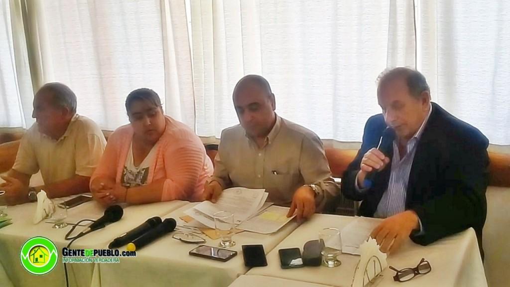 PARA EL DOCTOR CARLOS PIGNATA LOS ALLANAMIENTOS TIENEN TINTES POLÍTICOS