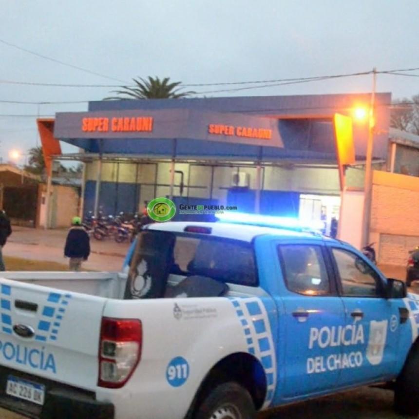 AMPLIO OPERATIVO POLICIAL POR POSIBLES SAQUEOS