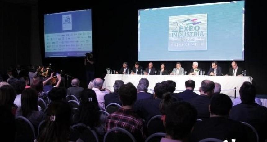 2ª EXPO INDUSTRIA: DIPUTADOS DESTACARON AL SECTOR COMO FUNDAMENTAL PARA EL FORTALECIMIENTO REGIONAL ANTE LA CRISIS