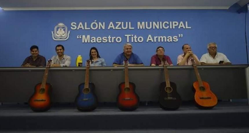 EL MUNICIPIO PRESENTÓ EL PROGRAMA