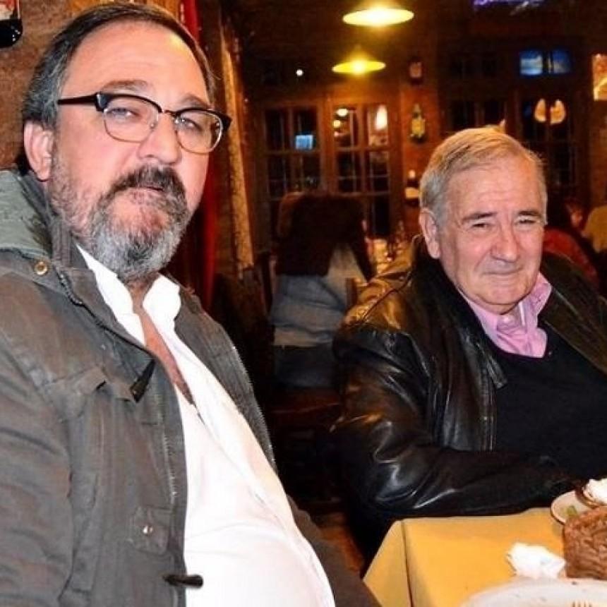 PEDRO CAPSKAUSKAS: EL PADRINO, EL AMIGO, DE ESOS QUE NUNCA SE VAN A IR