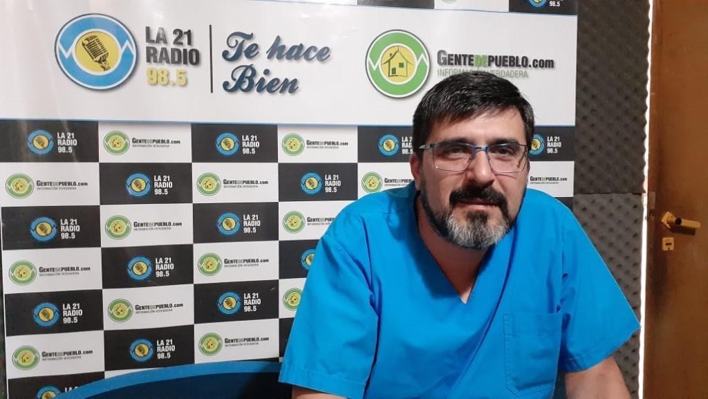 """GUSTAVO HERRERA: """"SINO LE INTERESÓ QUE LOS VILLANGELENSES SEAMOS CONOCIDOS A NIVEL NACIONAL POR EL YESO DE CARTÓN, USTEDES CREEN QUE LES PUEDE INTERESAR DEJAR SIN MEDICAMENTOS AL HOSPITAL PARA  HACER CAMPAÑA POLÍTICA EN LOS BARRIOS?"""""""