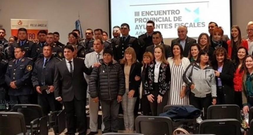 IMPORTANTE CONVOCATORIA EN EL III ENCUENTRO PROVINCIAL DE AYUDANTES FISCALES