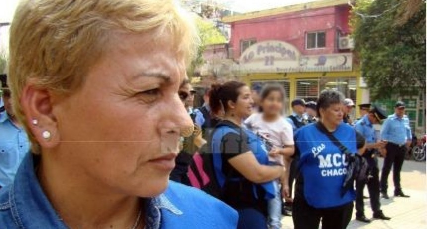 LA MADRE DE MAIRA BENÍTEZ REGRESÓ A RESISTENCIA PARA RECLAMAR EL PROCESAMIENTO DE TODOS LOS INVOLUCRADOS