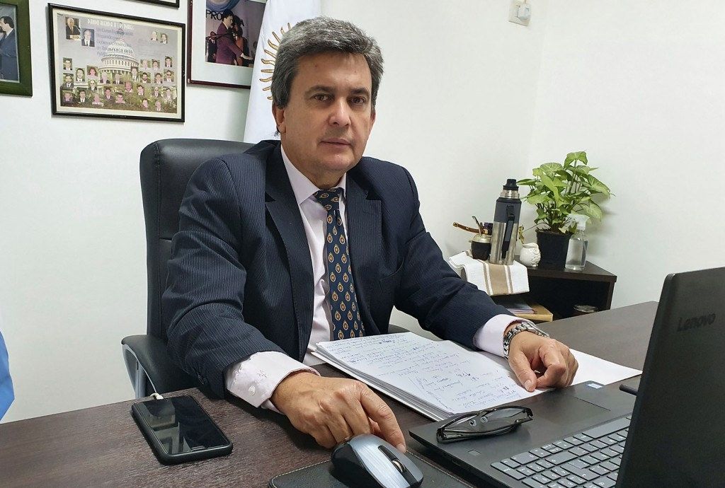 ZIMMERMANN IMPULSA UNA LEY DE EMERGENCIA POR SEQUÍA PARA EL CHACO