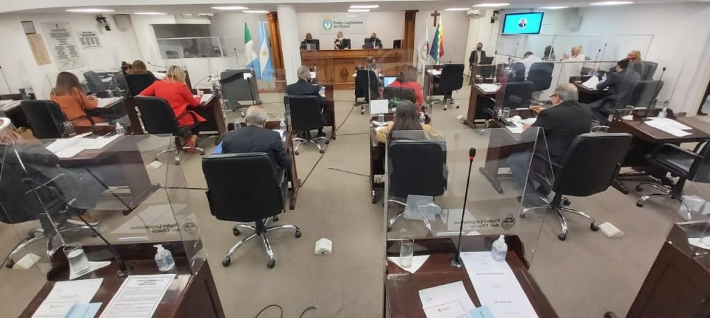 NUEVA SESIÓN EXTRAORDINARIA DE LA LEGISLATURA ESTE JUEVES